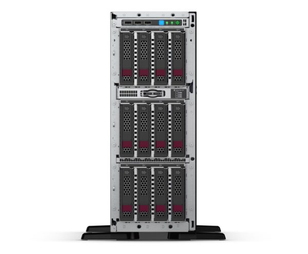 HPE ProLiant ML350 Gen10 Intel Xeon-S 4110 002