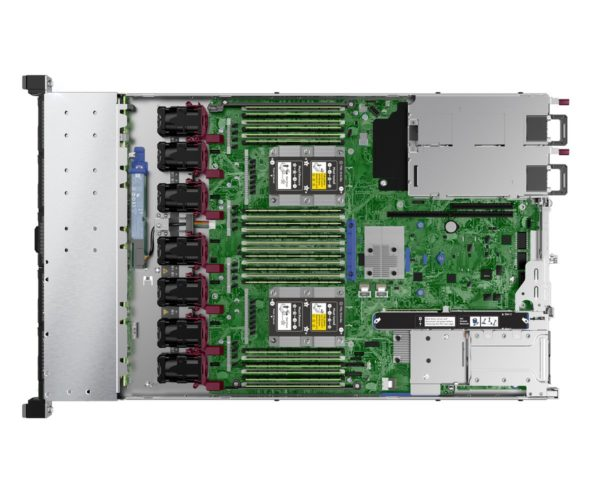 HPE ProLiant DL360 Gen10 Intel Xeon-S 4110 002