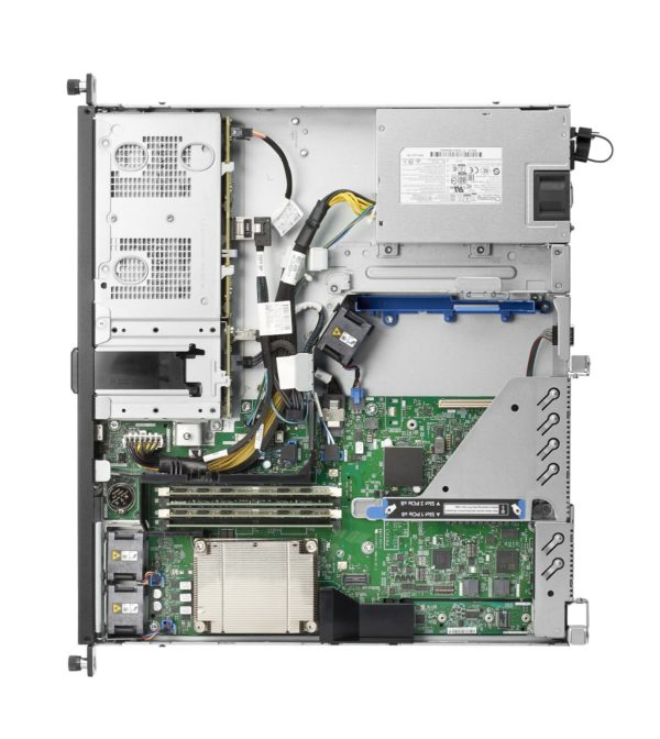 HPE ProLiant DL20 Gen10 Xeon E-2134 003