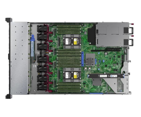 HPE ProLiant DL360 Gen10 Intel Xeon-S 4110 003