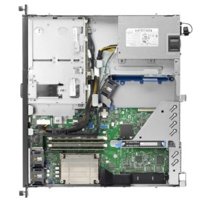 HPE ProLiant DL20 Gen10 Xeon E-2124 004