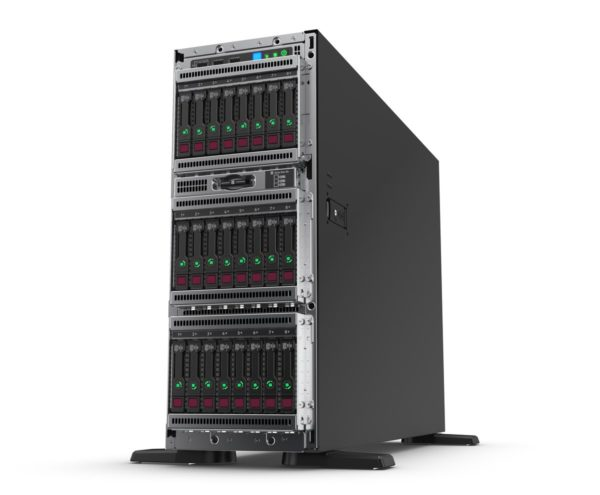 HPE ProLiant ML350 Gen10 Intel Xeon-S 4110 005