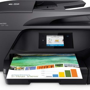 HP OfficeJet Pro 6960 Wireless/Print/Scan/Copy/Fax All-in-One Printer
