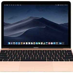 Apple MacBook MRQP2B/A Laptop Intel Core i5 1.3GHz Dual Core 12-Inch with Retina 8GB 512GB SSD Intel HD Graphics 615 MacOs Eng-Kb Gold
