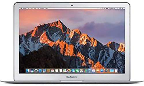 Apple MacBook Air MQD32 Laptop - Intel Core i5-1.8Ghz Dual Core, 13-Inch, 128GB SSD, 8GB, Eng-Ar KB, macOS Sierra, Silver - Middle East Version
