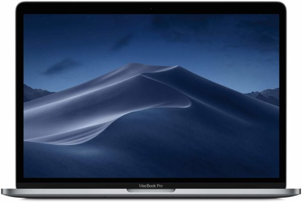 Apple MacBook Pro (13-Inch, Intel Core i5, 2.3Ghz, 8GB, 128GB, No Touch Bar, 2 Thunderbolt3 Ports, MPXQ2), Eng KB, Space Grey