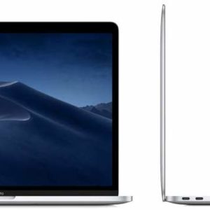 Apple MacBook Pro (13-Inch, Intel Core i5, 2.3Ghz, 8GB, 128GB, No Touch Bar, 2 Thunderbolt3 Ports, MPXR2), Eng KB, Silver