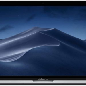 Apple MacBook Pro (13-Inch, Intel Core i5, 2.3Ghz, 8GB, 256GB, No Touch Bar, 2 Thunderbolt3 Ports, MPXT2), Eng KB, Space Grey
