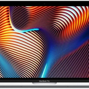 Apple MacBook Pro 2019 Model (13-Inch, Intel Core i5, 2.4Ghz, 8GB, 256GB, Touch Bar, 4 Thunderbolt3 Ports, MV992), Eng KB, Silver