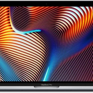 Apple MacBook Pro 2019 Model (13-Inch, Intel Core i5, 2.4Ghz, 8GB, 512GB, Touch Bar, 4 Thunderbolt3 Ports, MV972), Eng KB, Space Grey