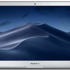 Apple Macbook Air (13-Inch, Intel Core i5, 1.8Ghz, 8GB, 128GB, MQD32), Eng KB, Silver