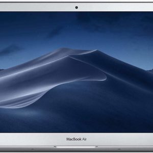 Apple Macbook Air (13-Inch, Intel Core i5, 1.8Ghz, 8GB, 256GB, MQD42), Eng KB, Silver
