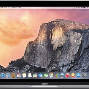 Apple Macbook - Intel Broadwell, 1.2 Ghz Dual Core, 12 Inch, 512 Gb, 8 Gb, Silver, En Keyboard, Early 2015 - Mf865