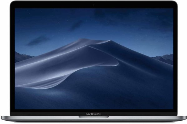 Apple Macbook Pro 13-Inch with Touchbar Mid 2019 – MV972AE 2.4Ghz Quad Core, Intel Core i5 8th Gen. Processor, 8GB Ram, 512GB SSD, English and Arabic Keyboard, Space Gray Color.