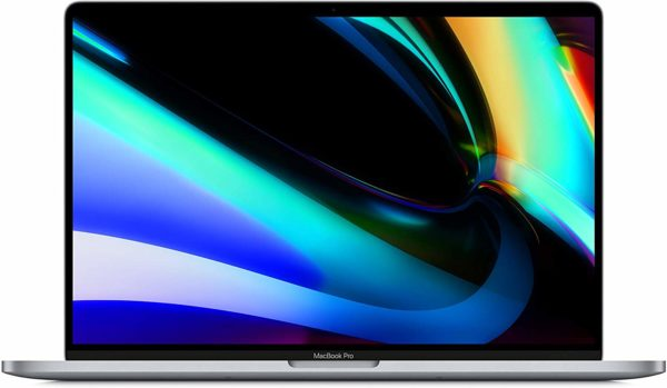 Apple Macbook Pro Touch Bar and Touch ID MVVK2 ( 2019 ) Laptop - Intel Core i9, 2.3GHz, 16-Inch, 1TB, 16GB, AMD Radeon Pro 5500M-4GB,Eng-KB, Space Gray, International Version