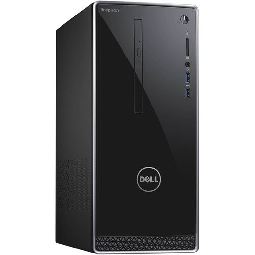 Dell Inspiron 3668 Desktop- Intel Core i3-7100U