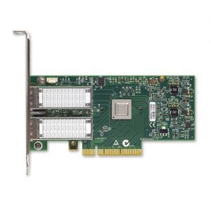 Dell Network Card Mellanox Connect X3 Dual Port 40Gb Direct Attach/QSFP Server Ethernet Network Adapter,Full Height,CusKit 540-BBEJ