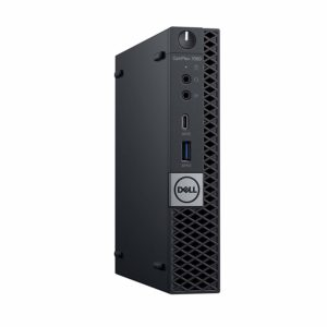 Dell OP7060MFFW75N1 OptiPlex 7060 Micro PC with Intel Core i5-8500T