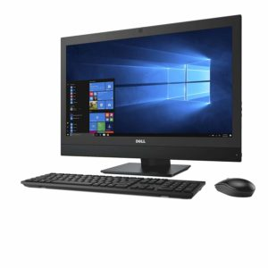 Dell Opti 7450 AIO, Intel Core i7-7700