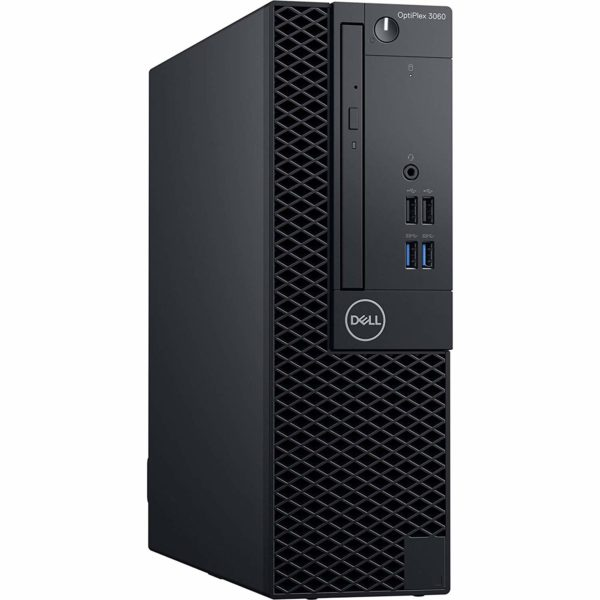 Dell OptiPlex 3060 SFF Desktop Computer with Intel Core i5-8500