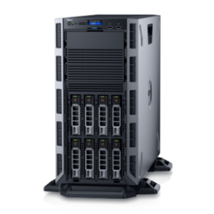 Dell PowerEdge T330 Server, Intel Xeon E3-1220 V5