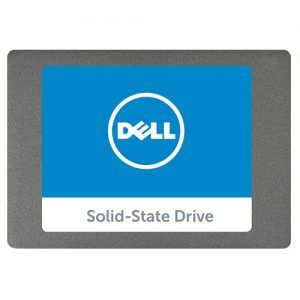 Dell SSD 200GB Solid State Drive SAS Write Intensive MLC 12Gpbs 2.5in Hot-plug Drive,3.5in HYB CARR,13G,CusKit 400-AFLC