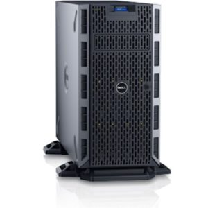 Dell T330 – 3.5″ Chassis with up to 8 Hot Plug Hard Drives, Intel Xeon E3-1240 v5 3.5GHz