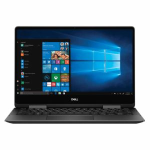 Dell i7386-7007BLK-PUS, 2-IN-1 Touch Screen Laptop, Intel Core i7-8565U