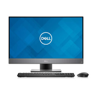 Dell i7777-5507SLV-PUS Inspiron 27 Narrow Border Display - 8th Gen Intel Core i5