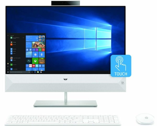 HP All In One Envy 24 Touch 24 Intel 6-Core i7-8700t