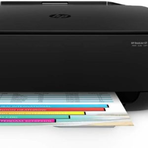 HP Deskjet GT 5820 AIO Printer, Black