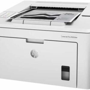 HP LaserJet Pro M203dw Printer White