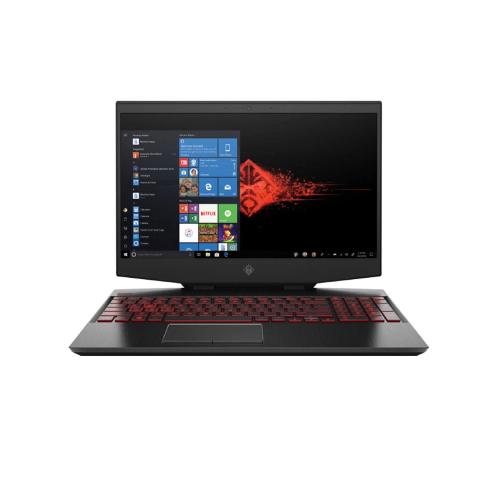 HP OMEN 15 Gaming And Entertainment Laptop Intel I9