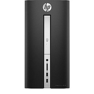 HP Pavilion 510 Flagship Premium High Performance Desktop PC(2017 New Edition), Intel Quad Core i7-6700T