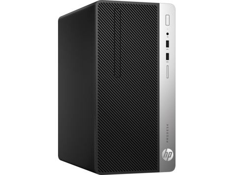 HP ProDesk 400 G4 MT, Intel Core i5-7500