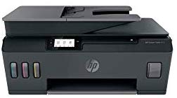HP Smart Tank 615 Wireless, Print, Copy, Scan, Fax, Automated Document Feeder, All In One Printer - Black