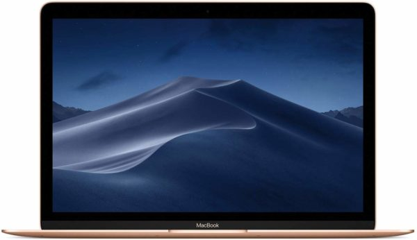 Latest Apple MacBook Laptop - Intel Core i5, 1.3Ghz Dual Core, 12-Inch Retina, 512GB SSD, 8GB, English Keyboard, Mac OS Sierra, Gold - International Version,MNYL2