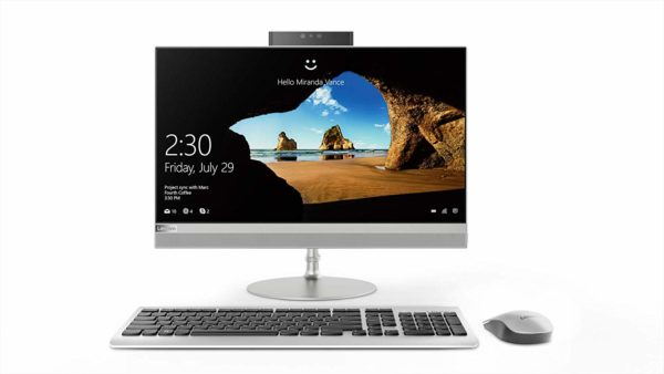 Lenovo Ideacentre AIO 520 All-in-One Desktop, Intel Core i5-8400T