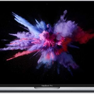 Apple MacBook Pro 2019 Model (13-Inch, Intel Core i5, 1.4Ghz, 8GB, 256GB, Touch Bar, 2 Thunderbolt3 Ports, MUHP2), Eng KB, Space Grey