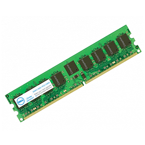 Dell Memory 4GB (1x4G) 1600Mhz Single Ranked x4 Data Width UDIMM Low Volt 370-ABEP