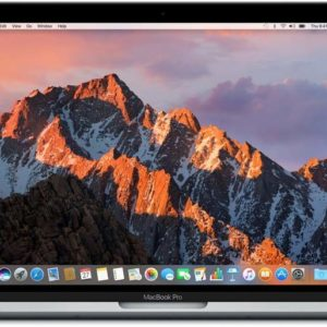 Apple MacBook Pro With Touch Bar and Touch ID Laptop ( Intel Core i5, 3.1 Ghz Dual Core, 13-Inch, 512GB SSD, 8GB, English Keyboard, Mac OS Sierra - International Version ),Space Gray-MPXW2LL/A