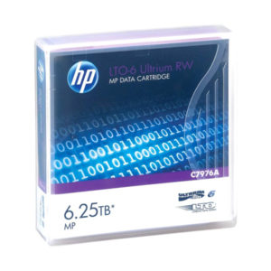 HP Ultrium RW Data Cartridge