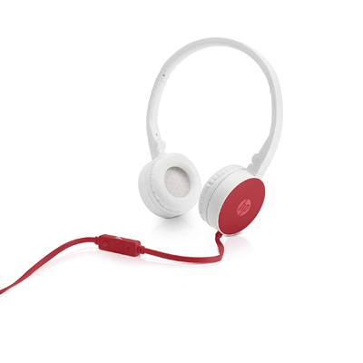 HP W1Y21AA 2800 Stereo Headset Red by HP