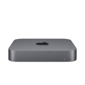 Latest Apple Mac Mini MRTR2 - Intel Core i3, Quad Core, Space Gray